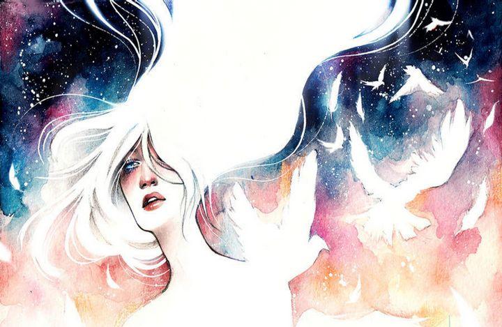 Universe Angel - Weston Senz