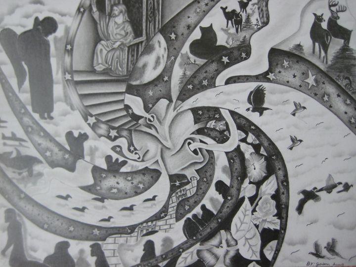 Creation by the Heart - Jason's Art