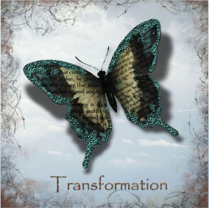 Transformation - Bobbee Rickard Art & Photography