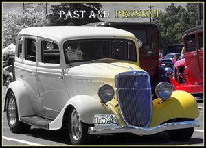Past & Present Classic Cars