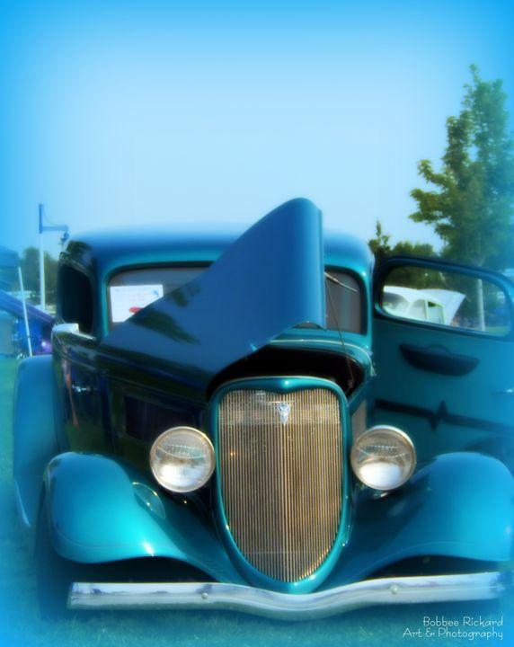 Blue Classic - Bobbee Rickard Art & Photography