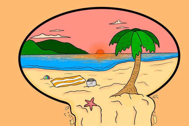"""""""Feelin Beachy"""" - Alley Morgan"""
