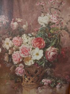 Still life of Roses and Anemonie