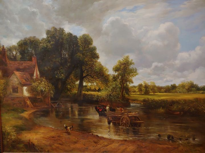 """Copy of , """"The Hay Wain"""" -  Jgriffiths17"""