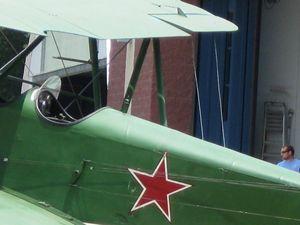 Soviet Biplane