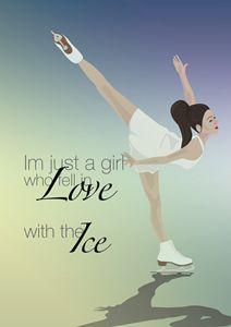 I'm just a girl ... - inlovewithfigureskating