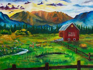 Marks Farm Americana Barn