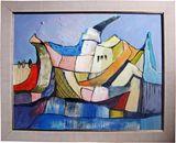 Original painting by Mira Dimitrova