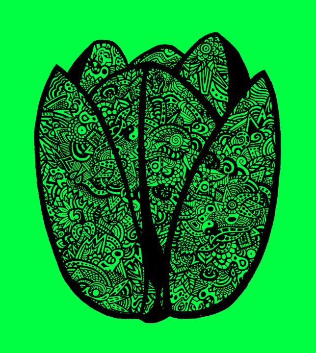 Lale green - Xan Grütter