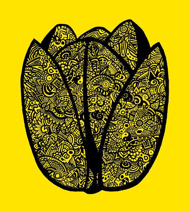 Lale yellow - Xan Grütter