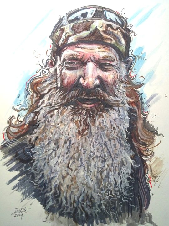 Phil Robertson - River Bottom Art
