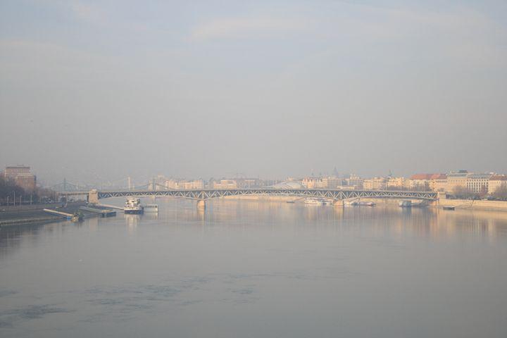 Budapest Bridges - Jason