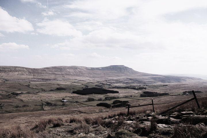 Yorkshire Three Peaks I - Jason
