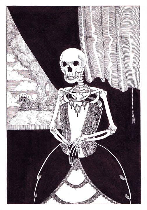 Skeleton - RHEWLLYD
