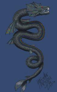 Jormungandr, The World Serpent