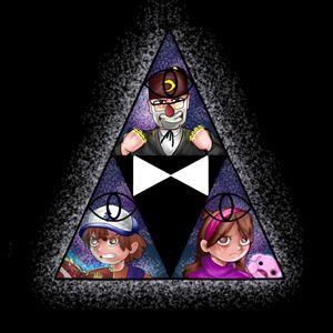 Gravity Falls- The Three