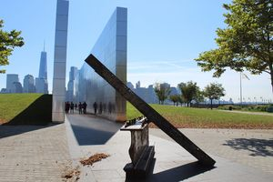 Twin Towers Pieces