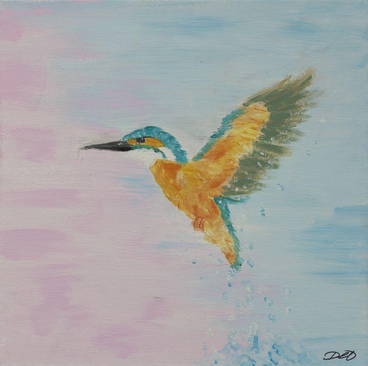 Kingfisher - Desiree Heyn