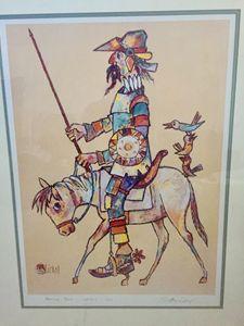 Jovan Obican : Don Quixote.