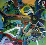60x60cm original painting