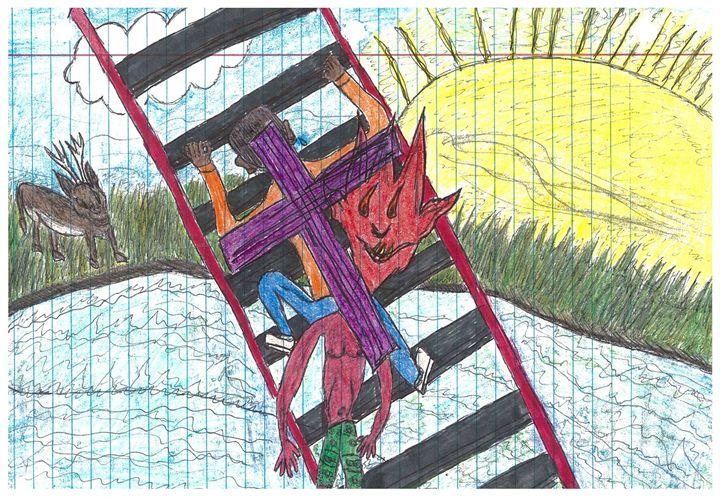 The Climb - Journey Keeping The Faith