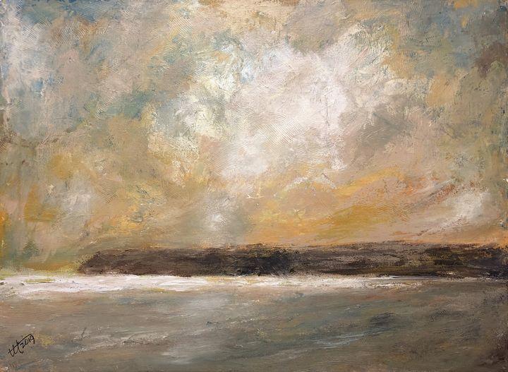 Point Loma from Coronado Island - Terry Orletsky
