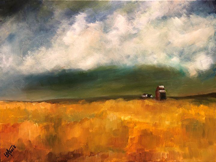 Grain Elevator - Terry Orletsky