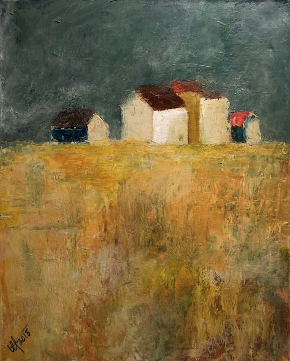 Great Plains Abstraction - Terry Orletsky