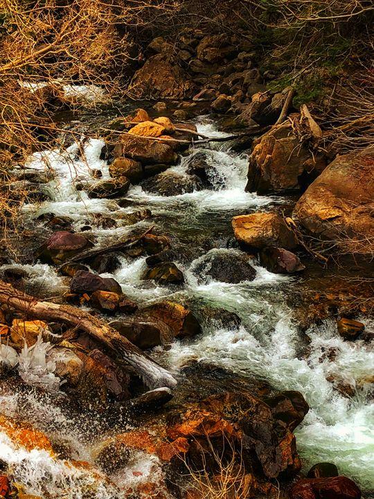 Big Cottonwood Creek No. 3 - Terry Orletsky