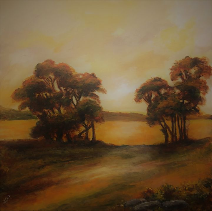 Eucalyptus Meadow - Terry Orletsky