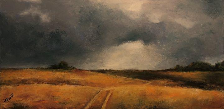 Demchuk's Farm Harvest Path - Terry Orletsky