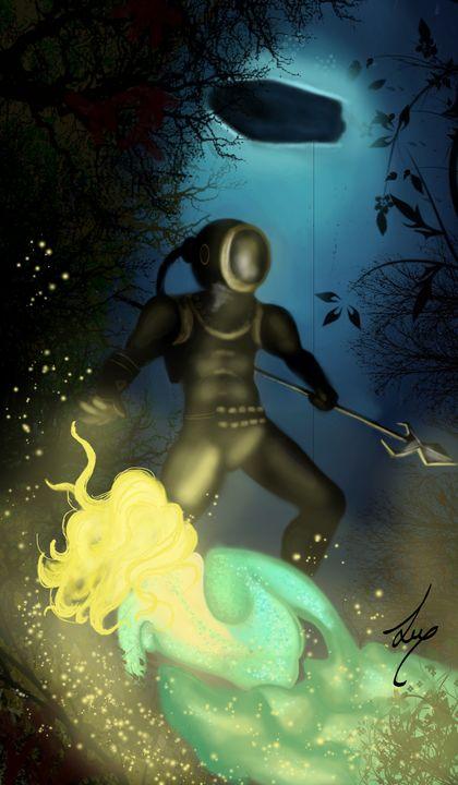 Il cacciatore di sirene - Astrei