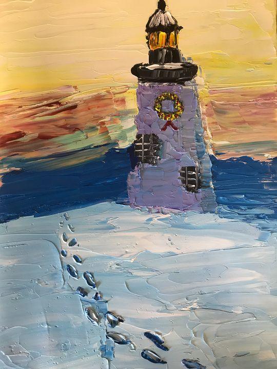 Pemaquid Point Lighthouse - CSSANDRAW