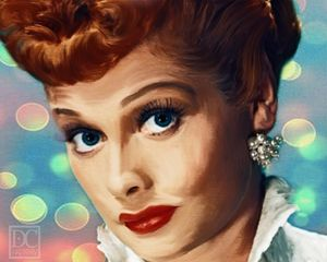 Lucille Ball (8x10)