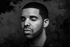 Drake {Abstract Grunge}