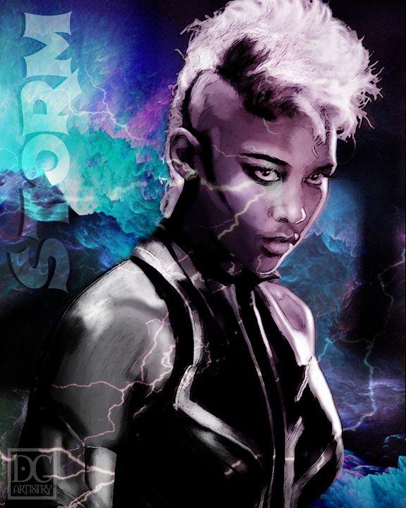 Storm (8x10) - DC Artistry