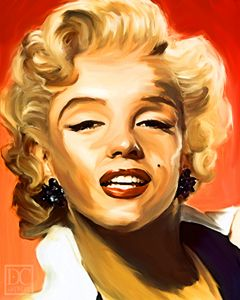 Marilyn Monroe (8x10)