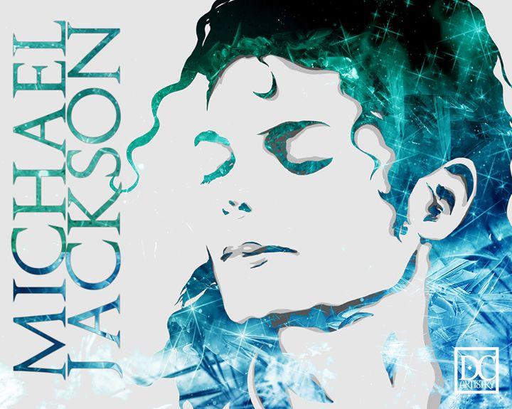Michael Jackson (8x10) - DC Artistry