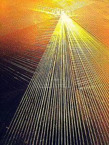 Dimensional Illusion Art