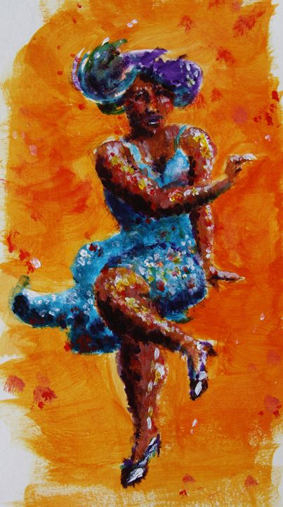 Dance 1 - Geoffrey Mundon