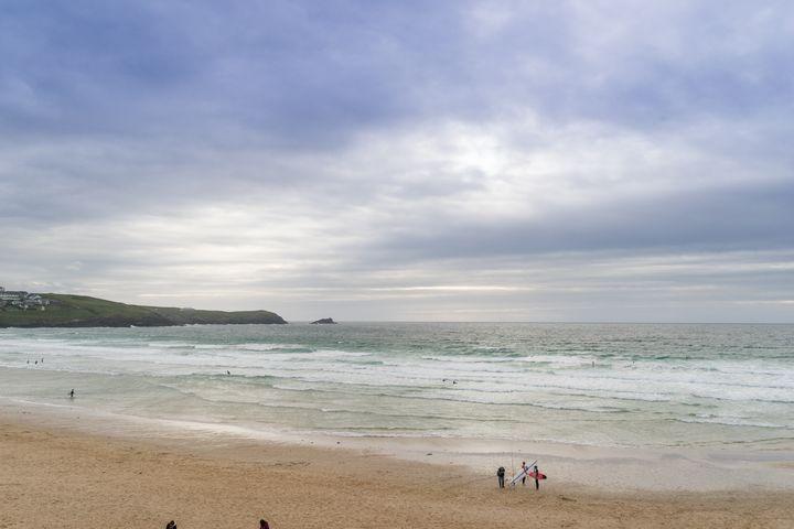 Fistral Beach, Newquay, Cornwall - Luke Thompson