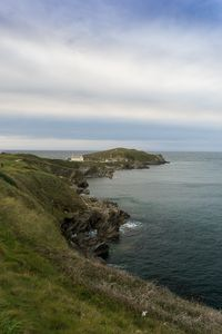 Coatsal Shore lines, Cornwall