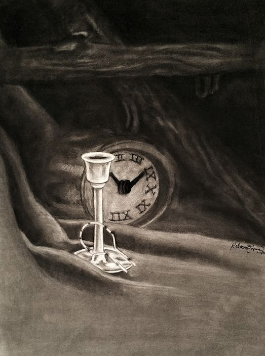 The Hiding Clock - Rebeca Tapia
