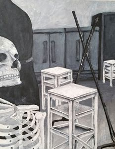 Skeleton Classroom