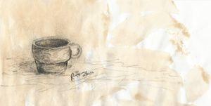 Coffee Cup - Rebeca Tapia