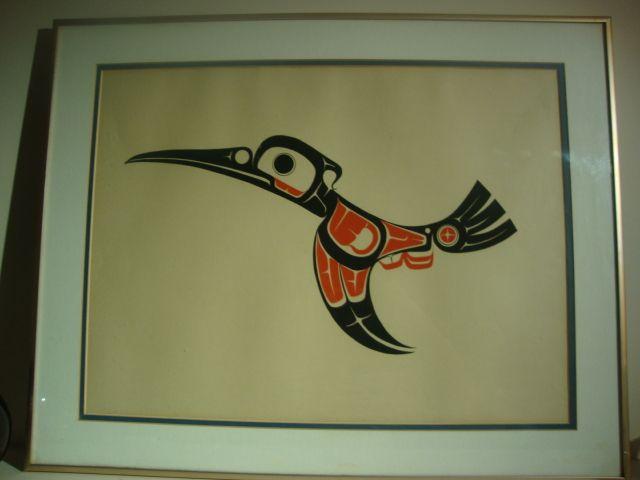 Hummingbird - Kwoyatsk Gallery