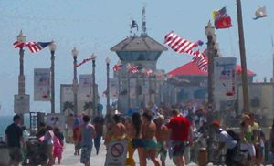 4th of July in HB