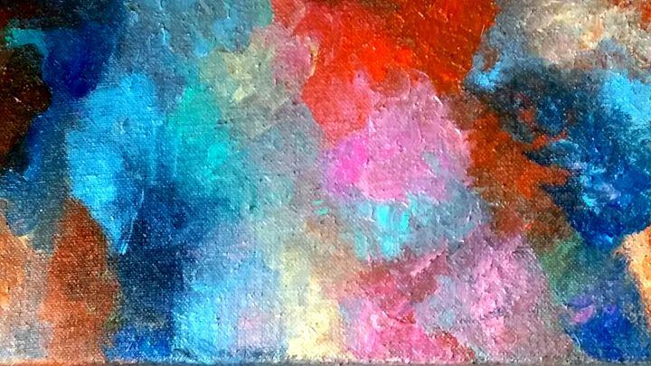 Energy by Annette Marshall - Annette's Art Creations