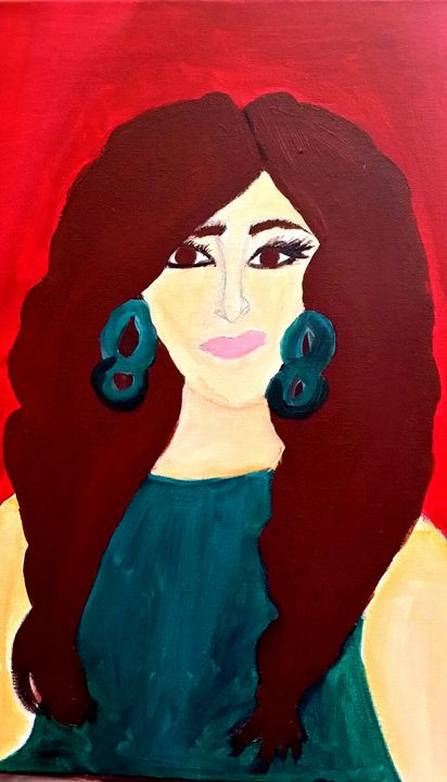 Diva by Annette Marshall - Annette's Art Creations