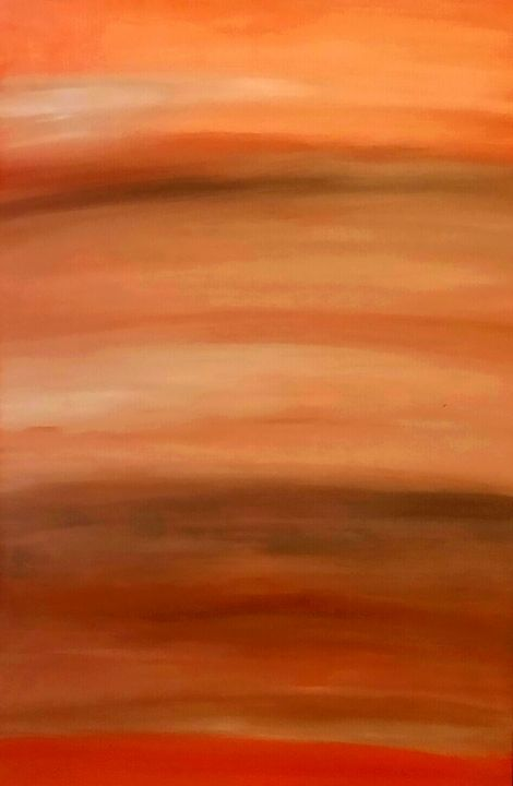 Sand Storm by Annette  Marshall - Annette's Art Creations